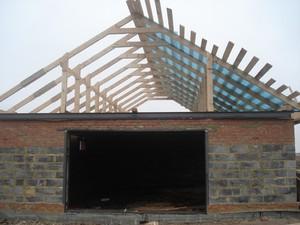 Готовим крышу