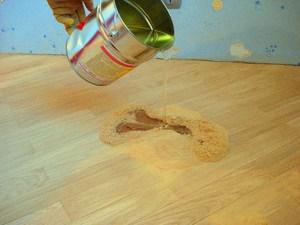 Способ изготовления масляной шпаклёвки по дереву своими руками