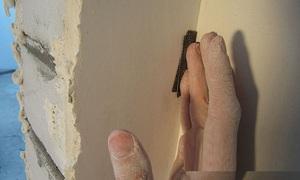 Высыхание шпаклевки - как определить