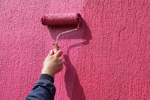 Новая техника отделки стен