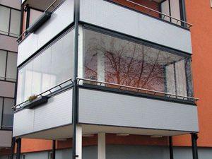Безрамное остекление балконов недостатки ремонт балкона ограждений