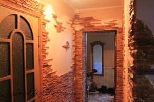 Как отделать стены