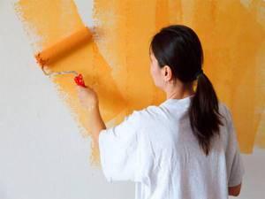 Чем обработать стены перед покраской