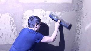 Как выравнить стены