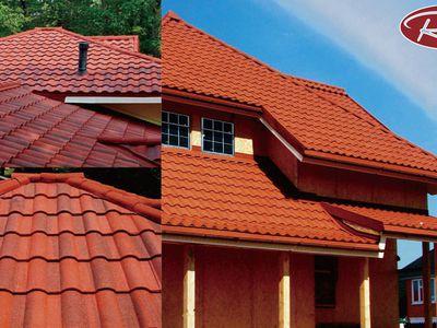 Характеристики различных видов черепицы для крыши