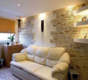 Особенности отделки стен