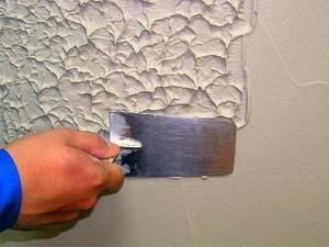 Особенности шпаклевания стен