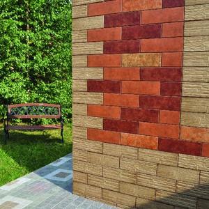 Выбор материала для фасада