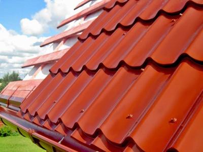 Устройство крыши из металлочерепицы инструкция -