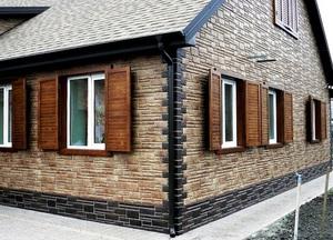 Фасадные плитки