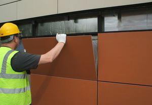 Ошибки при монтаже композитных алюминиевых панелей