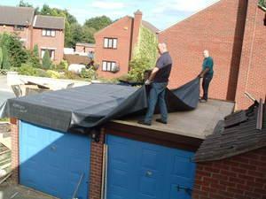 Как провести ремонт крыши