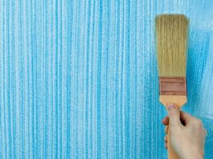 Как выбрать материалы для окраски стен