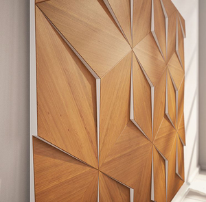 Множество достоинств у деревянных панелей