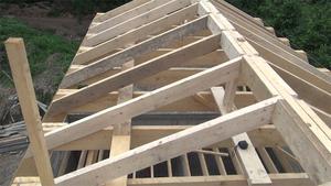 Как правильно строить крышу