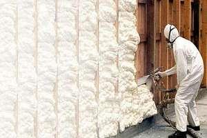 Вариант утепления стен