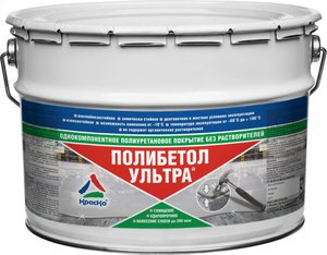 Свойства краски для бетона