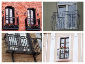 Факты о французских балконов